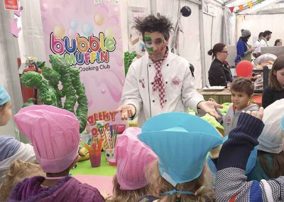 Bubble Muffin Cooking Classes
